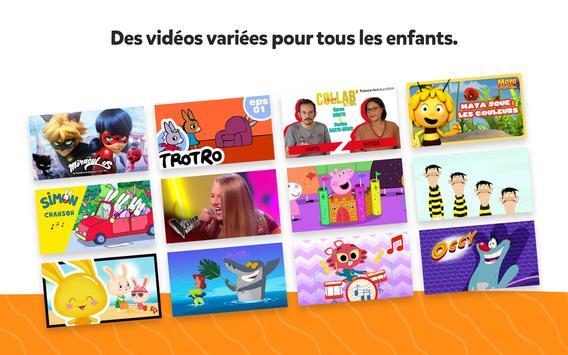 YouTube Kids capture d'écran 11