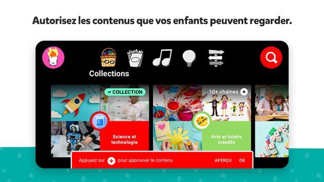 YouTube Kids capture d'écran 3