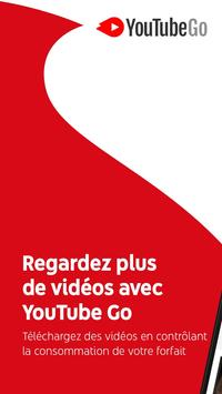 YouTube Go Affiche