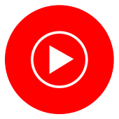 YouTube Music أيقونة