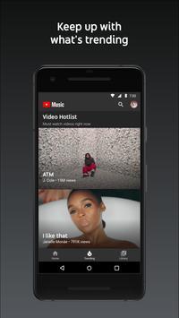 3 Schermata YouTube Music