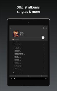 YouTube Music imagem de tela 5
