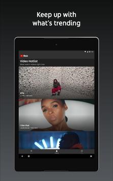 YouTube Music imagem de tela 8