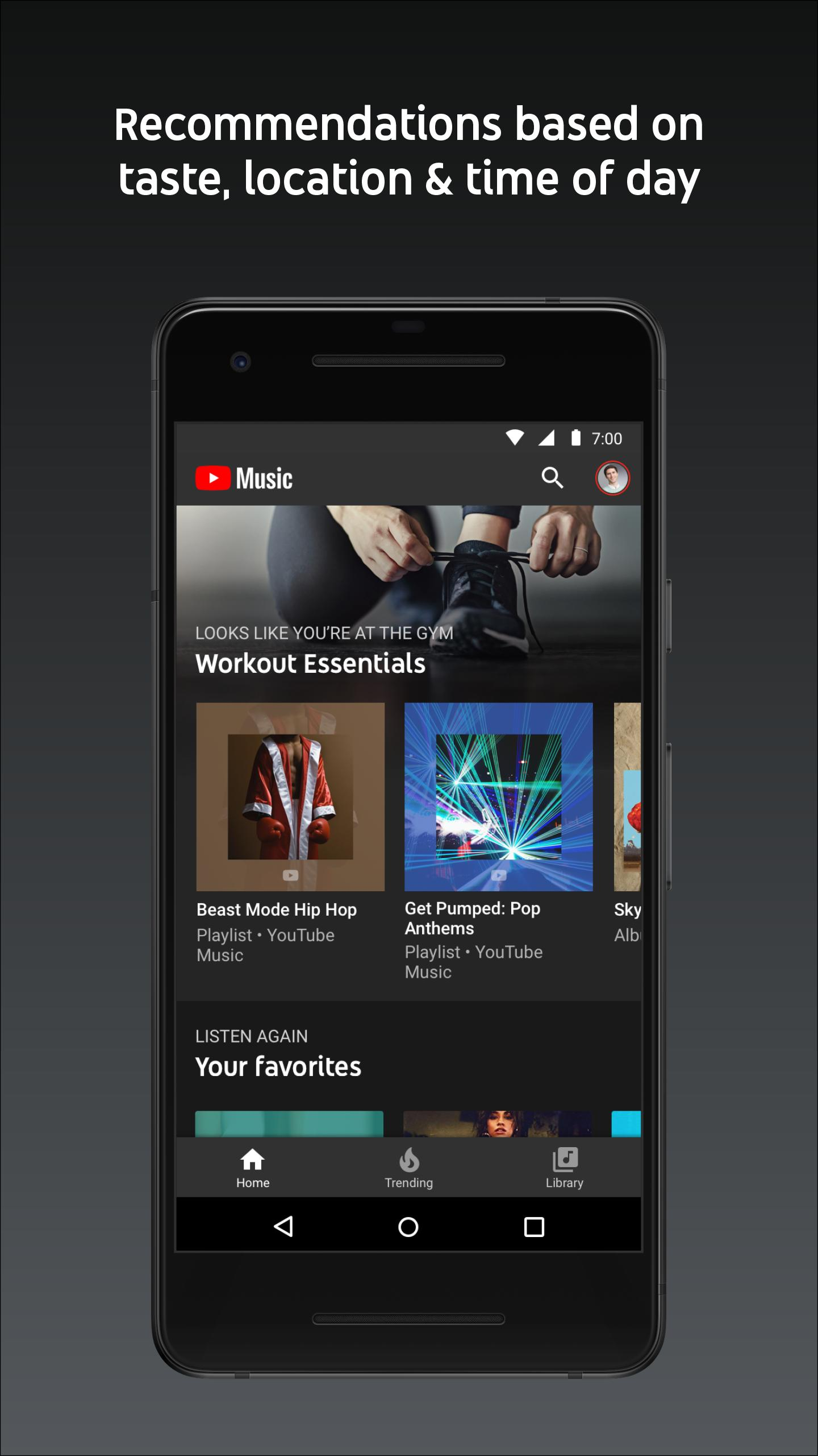 YouTube Music for Android - APK Download