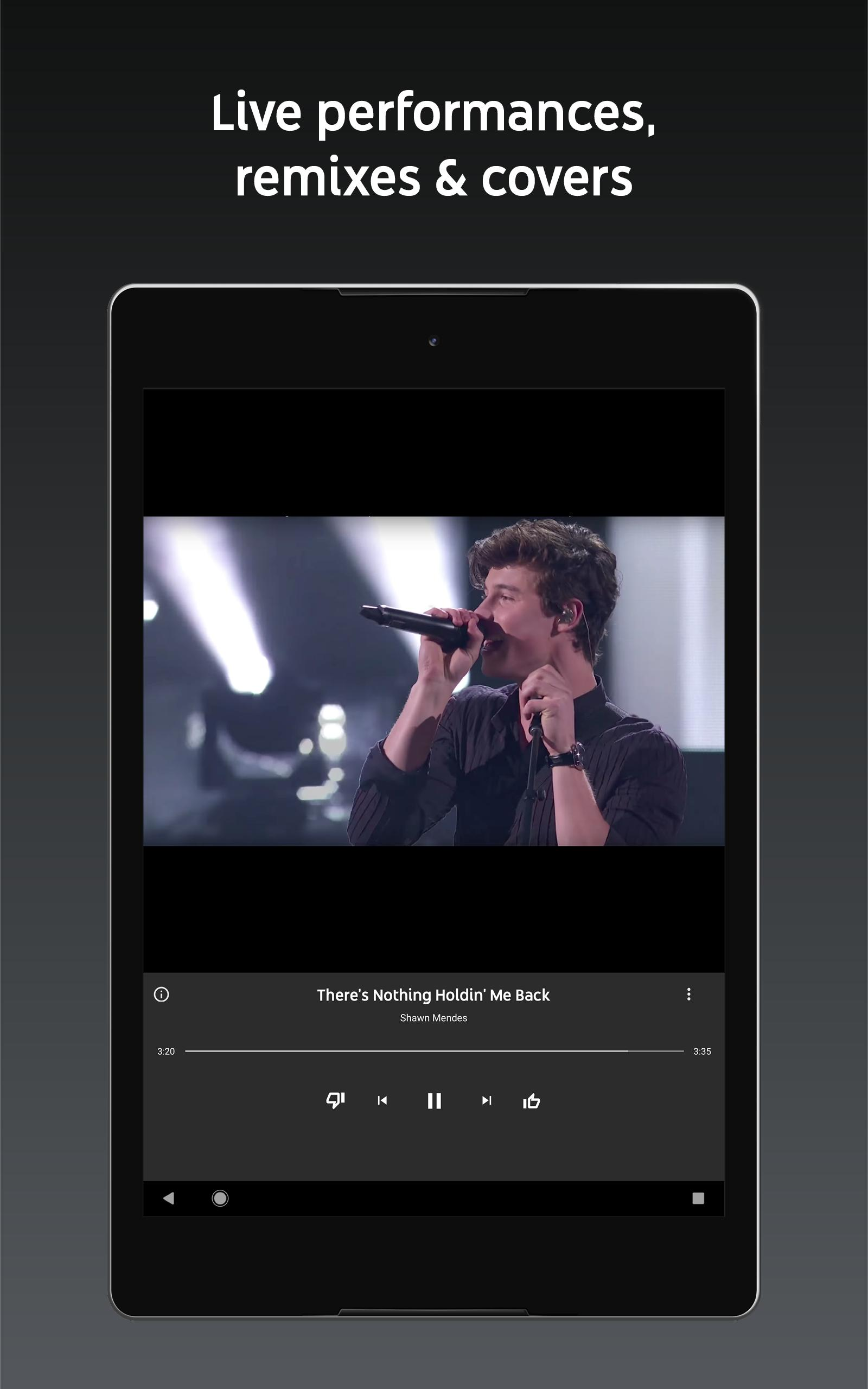 YouTube Music poster