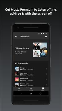 YouTube Music screenshot 4