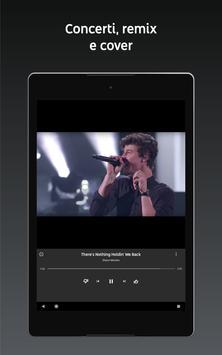 12 Schermata YouTube Music
