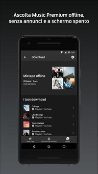 4 Schermata YouTube Music