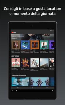 6 Schermata YouTube Music