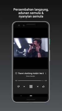 YouTube Music syot layar 2