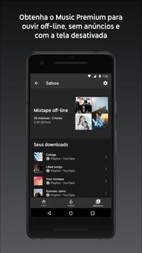 YouTube Music imagem de tela 4