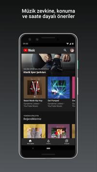 YouTube Music Ekran Görüntüsü 1