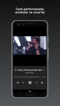 YouTube Music Ekran Görüntüsü 2