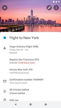 Google Kalender screenshot 2