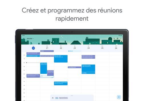 GoogleAgenda capture d'écran 7
