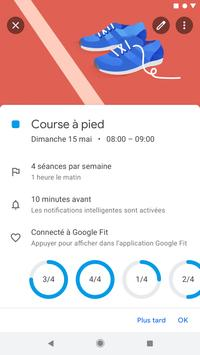 Google Agenda capture d'écran 3