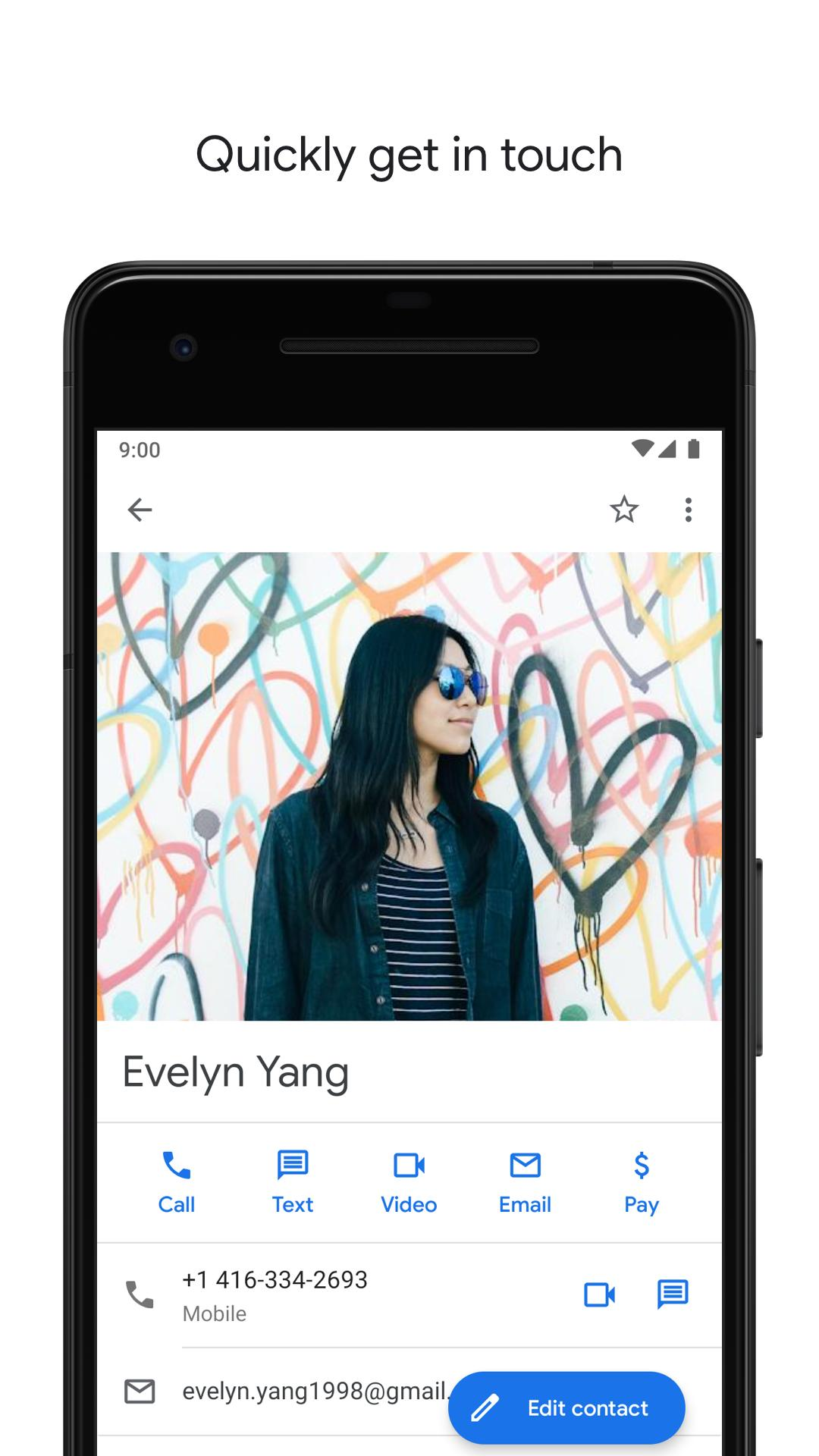 Contacts for Android - APK Download