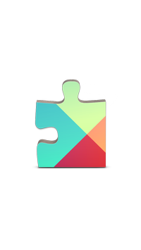 Google Play services poster