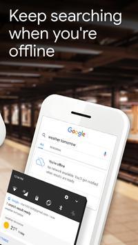 6 Schermata Google