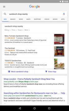 15 Schermata Google