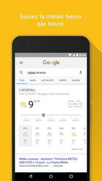 Google capture d'écran 5