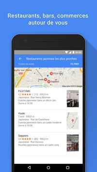 Google capture d'écran 7