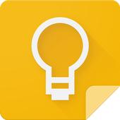 Google Keep: notas y listas icono