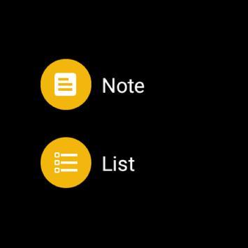 Google Keep: notas y listas captura de pantalla 11