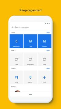 Google Keep - Catatan dan Daftar screenshot 2