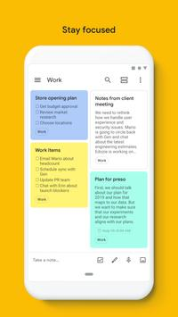 Google Keep - Catatan dan Daftar screenshot 4
