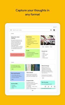 Google Keep: notas y listas captura de pantalla 5