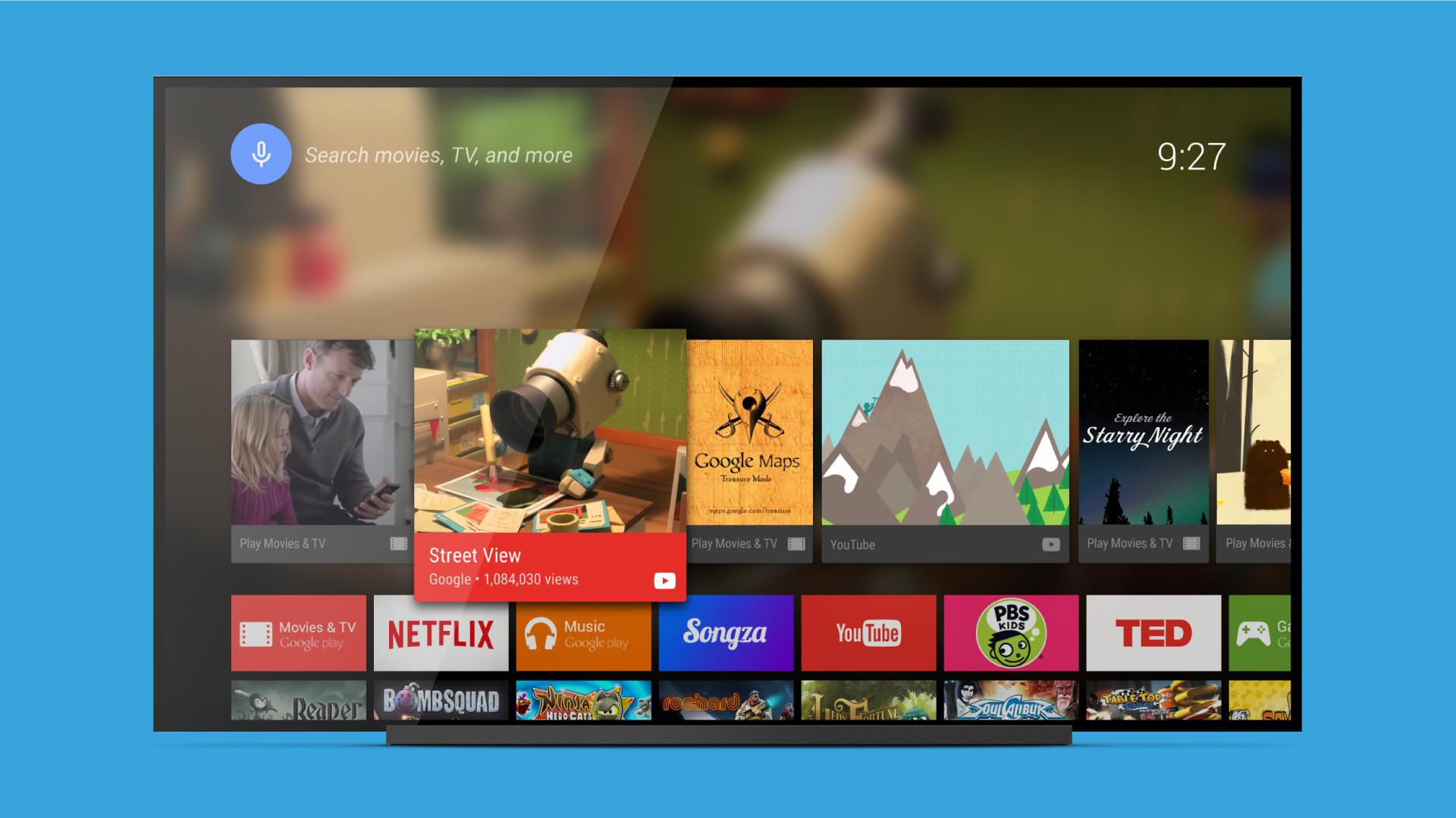 Android TV Launcher for Android - APK Download