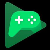 Google Play Juegos icono