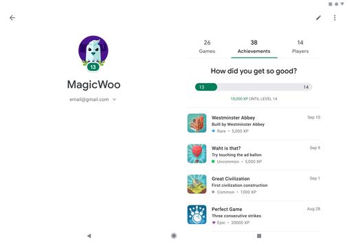 Google Play Games screenshot 10
