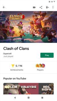 Google Play 遊戲 截圖 2