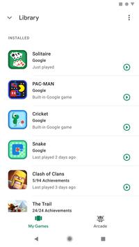 Google play games apk download old version | Google Play