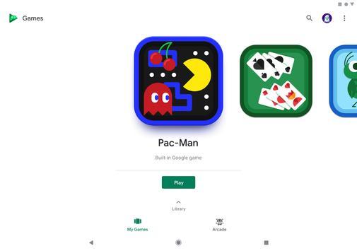 Google Play Juegos captura de pantalla 6
