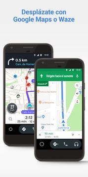 Android Auto captura de pantalla 1