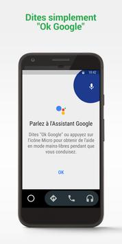 Android Auto Affiche