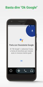 Poster Android Auto