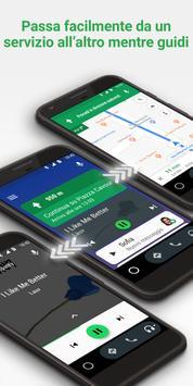 4 Schermata Android Auto