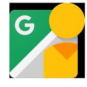 Google Street View ícone