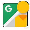 Google 街景服務 圖標