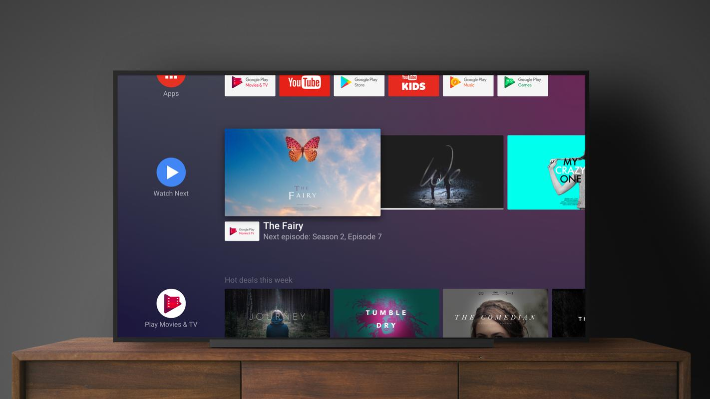 play store apk for tv