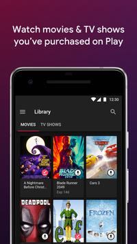 Google Play Movies स्क्रीनशॉट 3
