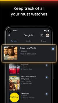 Google TV (previously Play Movies & TV) 截圖 3