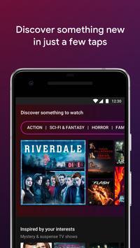 Google Play Фильмы постер