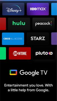 Google TV (previously Play Movies & TV) 포스터