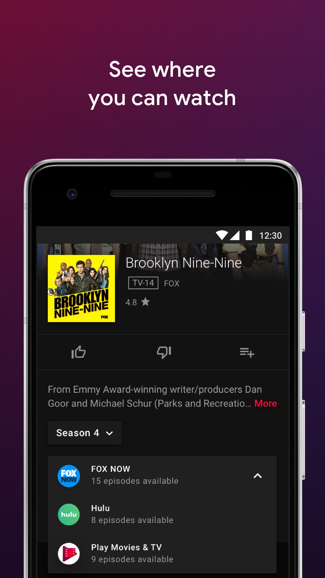 Google Play Movies & TV for Android - APK Download