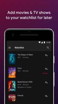 أفلام Google Play تصوير الشاشة 4